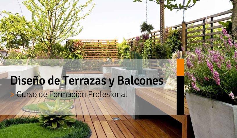 Diseo de Terrazas y Balcones Centro Kandinsky